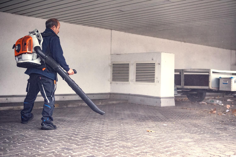 Außenanlagenpflege Frankfurt